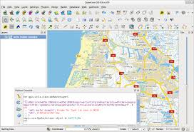 Map Python Python One Liners For Adding Wms Wmts Wfs Layers Www Qgis Nl
