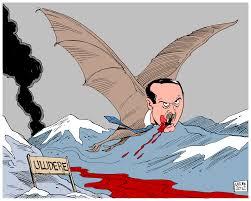 cartoon u2013 turkey airstrikes kill 35 civilians near kurdish