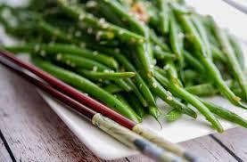 cuisine haricot vert sesame sauteed haricot verts