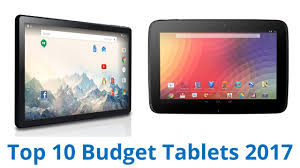 10 best budget tablets 2017 youtube