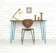 vintage hairpin table legs desk with hairpin legs vintage desk hairpin legs thesocialvibe co