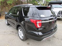 Ford Explorer Horsepower - 2017 new ford explorer xlt 4wd at watertown ford serving boston