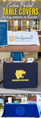 Logo Table Cloth by Best 25 Trade Show Table Covers Ideas On Pinterest Craft Show
