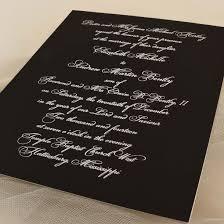 Engraved Wedding Invitations Engraved Wedding Invitation R Dblw E