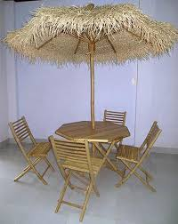 umbrella table and chairs palapa umbrella table chairs set