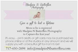 gift registry cards baby shower invitation new baby shower gift registry invitation