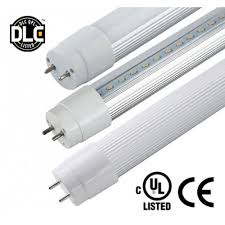 4ft led tube light 18w tube light 4ft led dlc ul cul ce