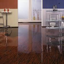 Gloss Laminate Floor Super Gloss Floor Flat Edge Rio Palisander Wood Laminate Floor