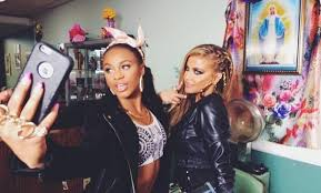 nia dance moms girls 2015 dance moms nia frazier releases slay video with carmen electra