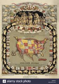 States In United States Map by This Porcineograph Map Of The United States In Shape Of A Pig