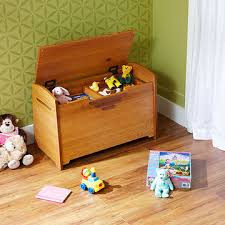 How To Make A Wooden Toy Box With Lid by Innovative And Easy Toy Storage