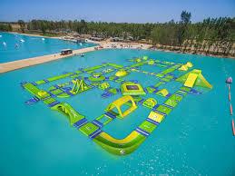 aqua park wake island waterpark