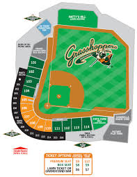 Arizona Stadium Map by Stadium Map Milb Com Open Category 1 The Official Site Of