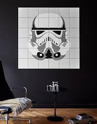 ixxi star wars stormtrooper darth vader wall decoration ixxi star wars stormtrooper darth vader wall decoration