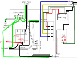 camper trailer wiring diagrams wiring diagram and schematic design