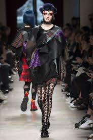 the rise of punk rock design vivienne westwood mens clothing junya watanabe fall 2017 ready to wear collection vogue