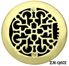 Round Ceiling Vent Covers by Vintage Hardware U0026 Lighting Cast Iron Round Floor Ceiling Or