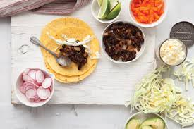 cuisine salsa cauliflower quesadillas with parsley salsa verde recipe