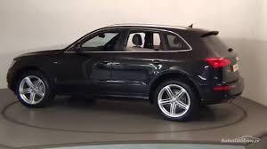 Audi Q5 1 9 Tdi - ft63yfu audi q5 tdi quattro s line plus black 2013 nottingham