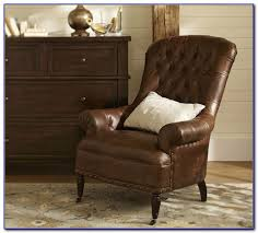 Pottery Barn Leather Chair Best Window Air Conditioner For Bedroom Bedroom Home Design