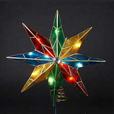 cheap lighted star christmas tree topper find lighted star