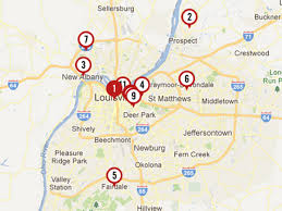Louisville Map Readers Vote Louisville U0027s 11 Most Underrated Restaurants