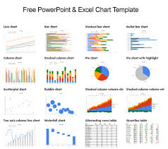 17 beautiful chart templates for microsoft excel and powerpoint