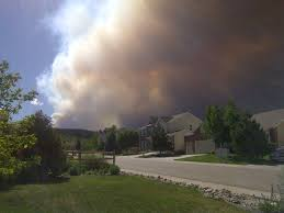 Wildfire Northern Colorado by Photos Wildfire In Fort Collins Colorado Business Insider