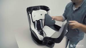 siege auto britax dualfix siège auto dualfix i size de britax römer déhoussage