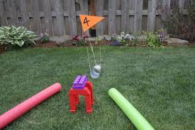 Backyard Obstacle Course Ideas Backyard Mini Golf Course Plans Home Outdoor Decoration