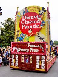 disney cinema parade disney wiki fandom powered by wikia