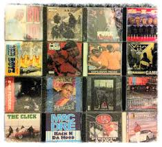 some classic rap cds from the rapbay vault
