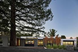 Modern Hill House Designs Bathroom Modern Hill House With Sloping Land And Asphalt Driveway