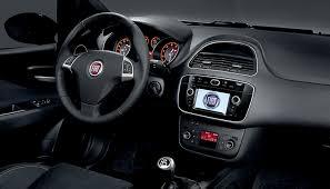 Grande Punto Interior Fiat Punto Small Compact Car Fiat Uk