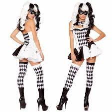 clown costumes for halloween popular carnival costume women clown buy cheap carnival costume
