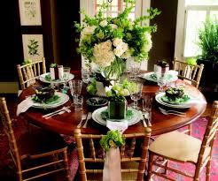 round table centerpiece ideas 9938