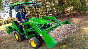 John Deere 1025r Cab Tractor The Best Deer 2017