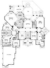 1 story luxury house plans floor plans picmia