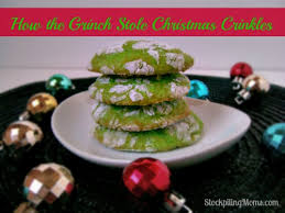 how the grinch stole cookie crinkles