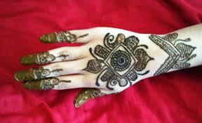Stylish Design Simple Arabic Henna Easy Stylish Mehndi Tattoo Design For