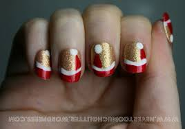 a few last minute holiday nail art ideas nevertoomuchglitter