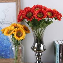 Fake Sunflowers Compare Prices On Fake Sunflowers Online Shopping Buy Low Price