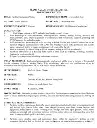Sample Resume Maintenance by Janitor Combination Resume Sample Sample Resume Custodial