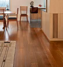 Dark Oak Laminate Flooring Dark Wide Plank Oak Hardwood Floors In Dining Room With Small