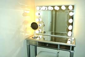 salon mirrors with lights wall mirrors wall mirror with light bulbs bathroom mirror with