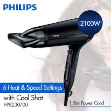 Philips Hp8230 Hair Dryer Thermoprotect 2100w qoo10 philips hairdryer home electronics
