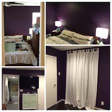 purple bedroom behr mata hari for the home pinterest