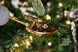 ornaments trek ornaments starship