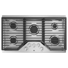 ge cooktops appliances the home depot