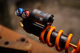 2017 fox dhx2 rear shock review race tested